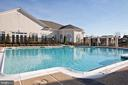 Beautiful Outdoor Pool - 20580 HOPE SPRING TER #207, ASHBURN