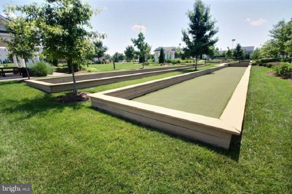 Newly Refurbished Bocce Ball Courts - 20580 HOPE SPRING TER #207, ASHBURN