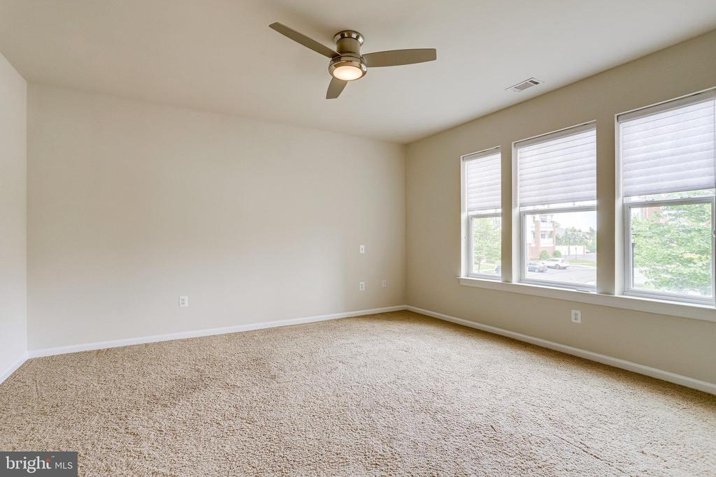 Sunlit Primary Bedroom - 20580 HOPE SPRING TER #207, ASHBURN