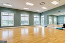 Yoga and Exercise Classes held here - 20580 HOPE SPRING TER #207, ASHBURN