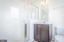 4th bedroom's bathroom. - 502 APRICOT ST, STAFFORD
