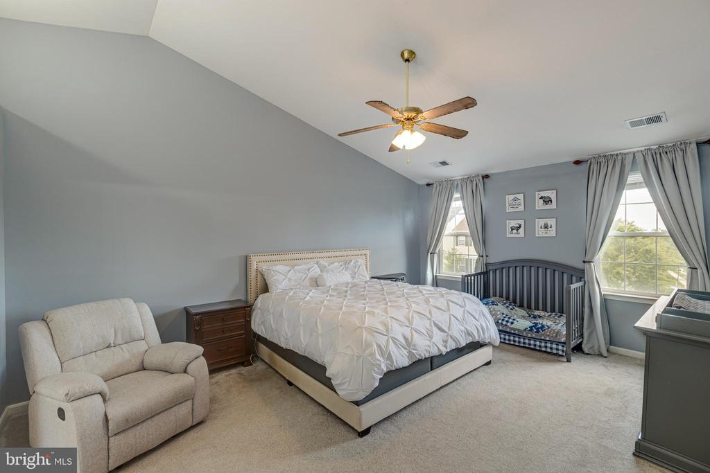Owners Suite with Cathedral Ceilings - 20443 MIDDLEBURY ST, ASHBURN