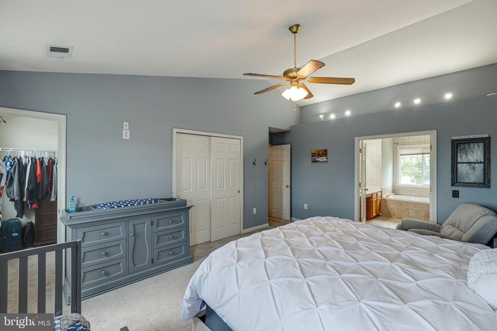 Two Closets in Owners Suite - 20443 MIDDLEBURY ST, ASHBURN