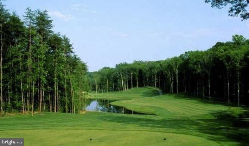 Neighborhood golf course - 13 LUDWELL LN, STAFFORD