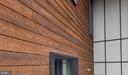 Yakisugi or Shou Sugi Ban wood siding - 1120 GUILFORD CT, MCLEAN