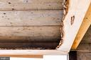 Maple slabs for pool table tray ceiling� - 1120 GUILFORD CT, MCLEAN