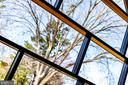 Full wall glass window system - 1120 GUILFORD CT, MCLEAN