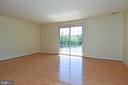 Easy to clean flooring. - 6463 FENESTRA CT #50C, BURKE