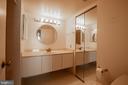 FULL BATHROOM - 2100 LEE HWY #328, ARLINGTON