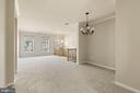 Separate Dining Room - 20220 MACGLASHAN TER, ASHBURN