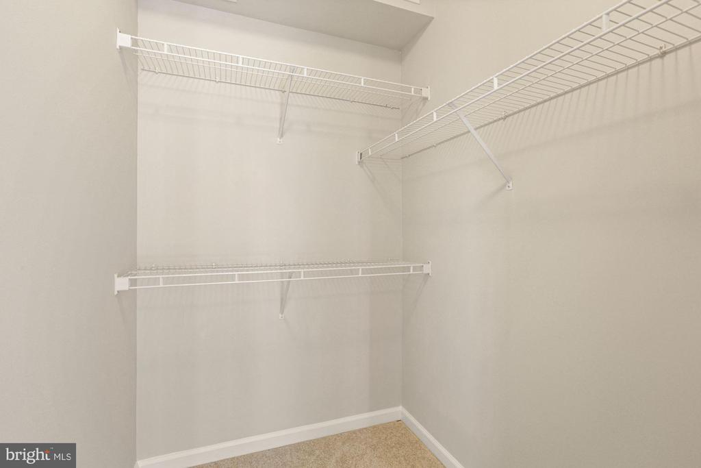 Walk-in Closet - 20220 MACGLASHAN TER, ASHBURN