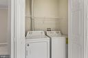 Convenient Laundry Location - 20220 MACGLASHAN TER, ASHBURN