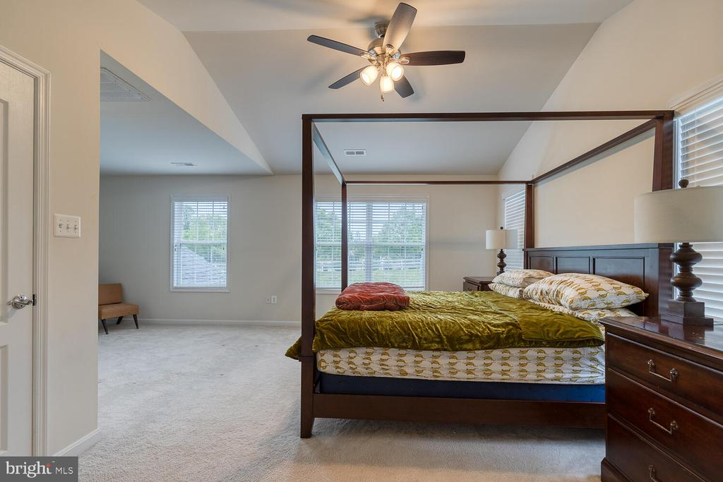 Primary Bedroom - 60 SANCTUARY LN, STAFFORD