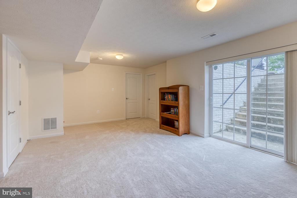 Finished basement - 60 SANCTUARY LN, STAFFORD