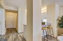 Entrance - New Flooring - 616 E ST NW #520, WASHINGTON
