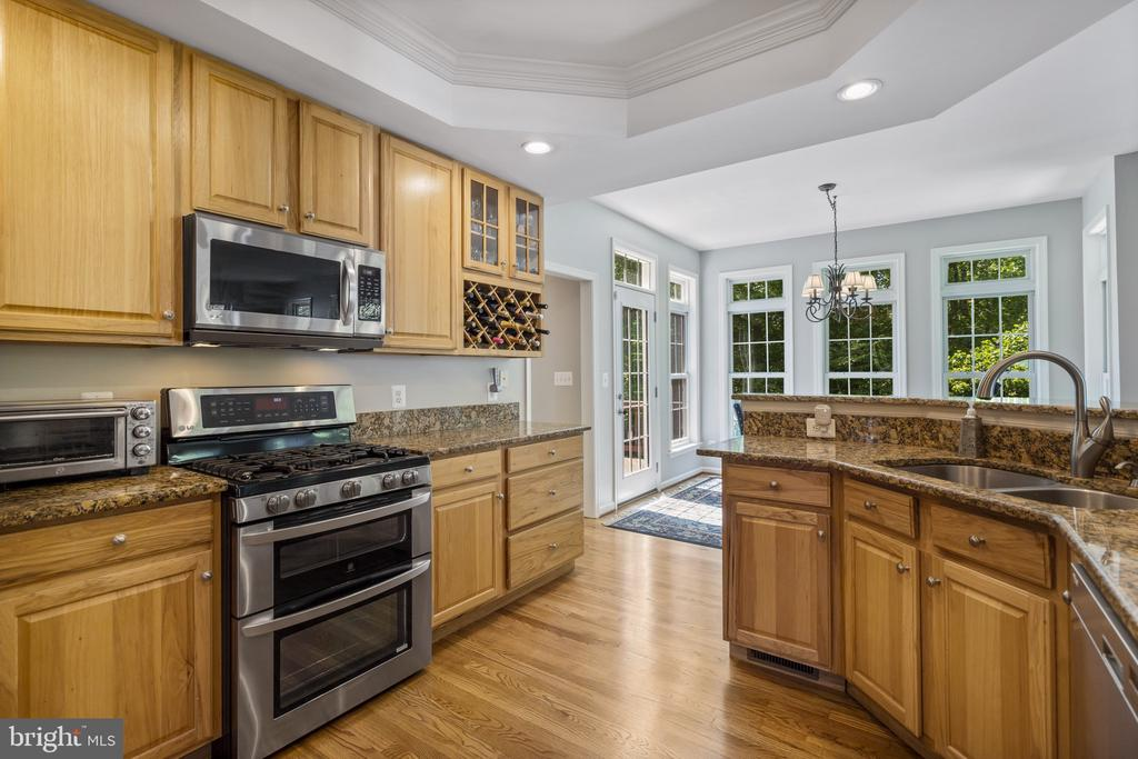 Stainless steel appliances - 13 LUDWELL LN, STAFFORD