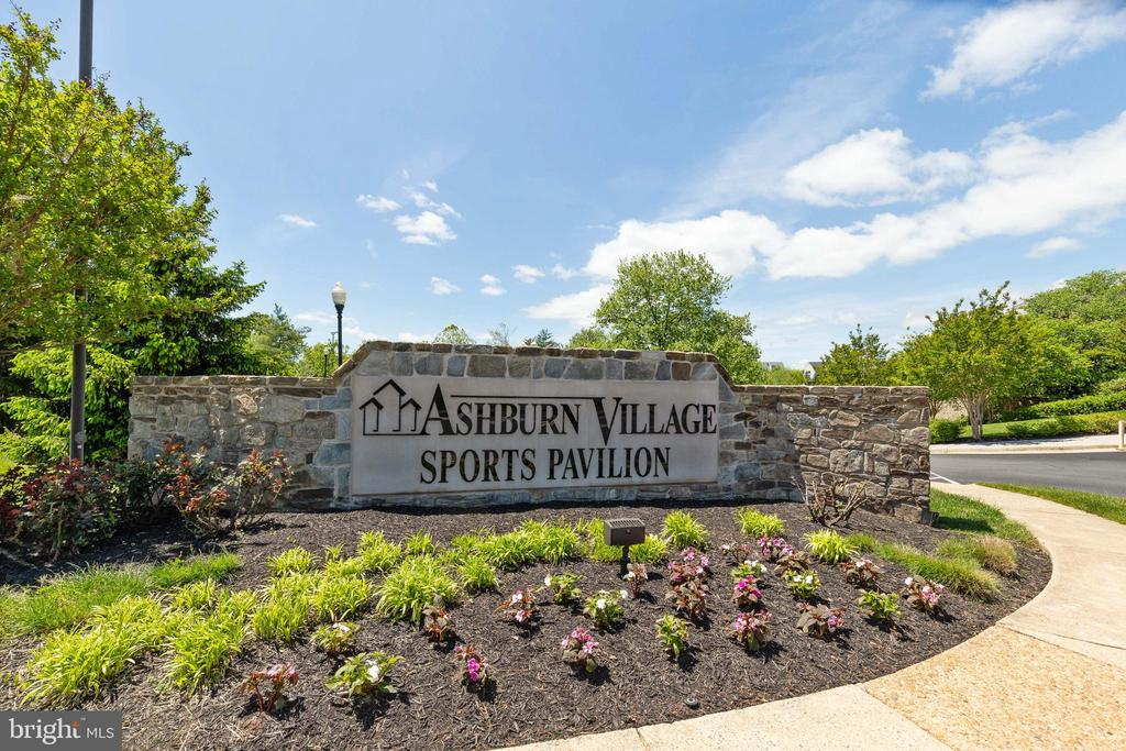 Welcome to the Sports Pavilion - 20576 SNOWSHOE SQ #101, ASHBURN