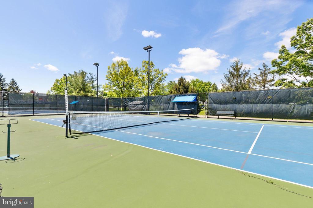 Tennis Courts - 20576 SNOWSHOE SQ #101, ASHBURN