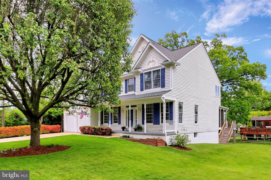 Meticulously maintained and updated! - 508 DRANESVILLE RD, HERNDON