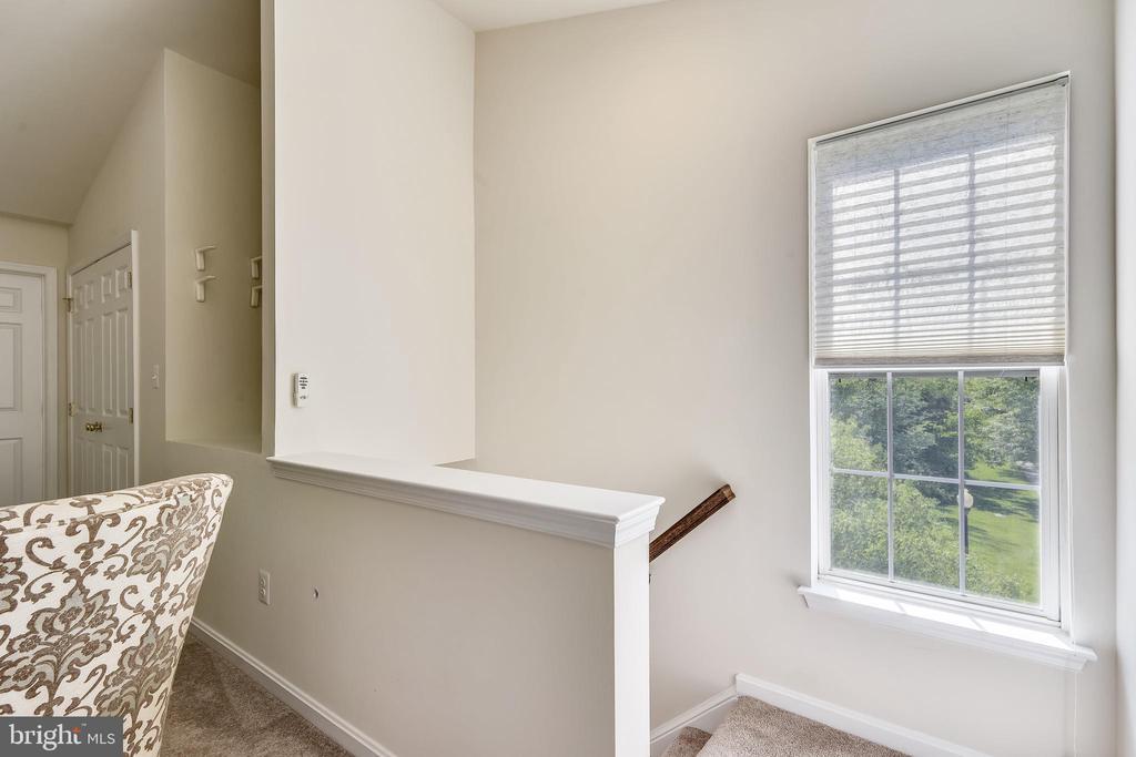End Unit side windows. - 43533 MINK MEADOWS ST, CHANTILLY