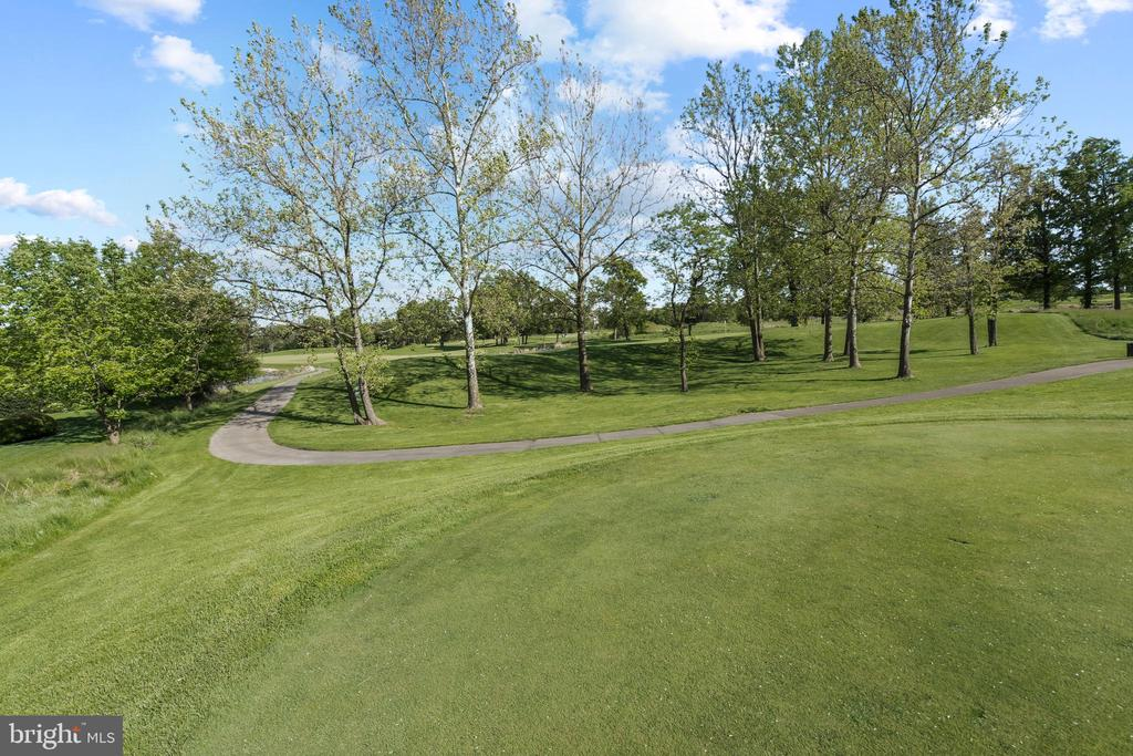 Views of the 2nd Hole of the RTJ Golf Course - 43327 RIVERPOINT DR, LEESBURG