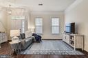 Luxury vinyl floors on main level. - 43533 MINK MEADOWS ST, CHANTILLY