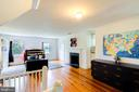 Secondary bedroom / play space - 19060 LINCOLN RD, PURCELLVILLE