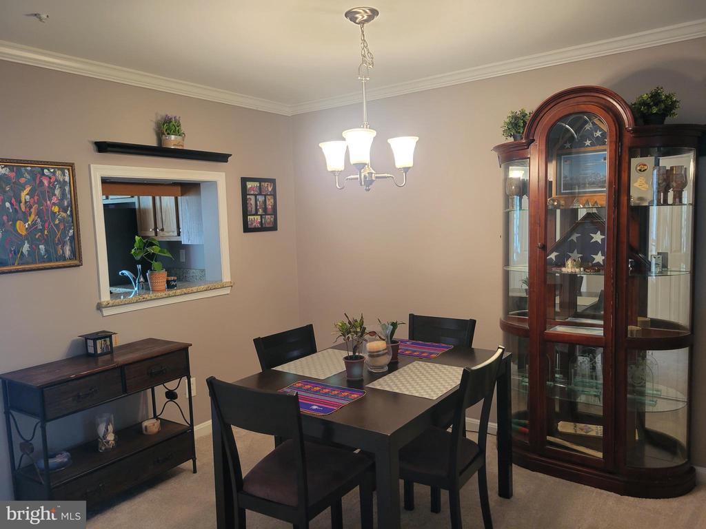 Dining Room - 11755 TOLSON PL #11755, WOODBRIDGE