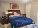 Spacious Master Bedroom w/Walk In Closet - 11755 TOLSON PL #11755, WOODBRIDGE