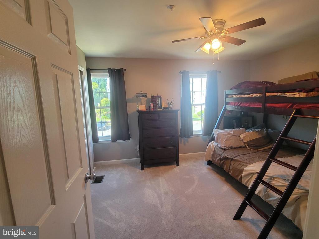 2nd Spacious Master Bedroom - 11755 TOLSON PL #11755, WOODBRIDGE