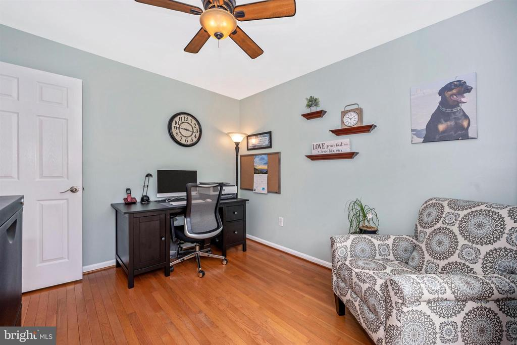 Main level bedroom or office - 17004 INDIAN GRASS DR, GERMANTOWN