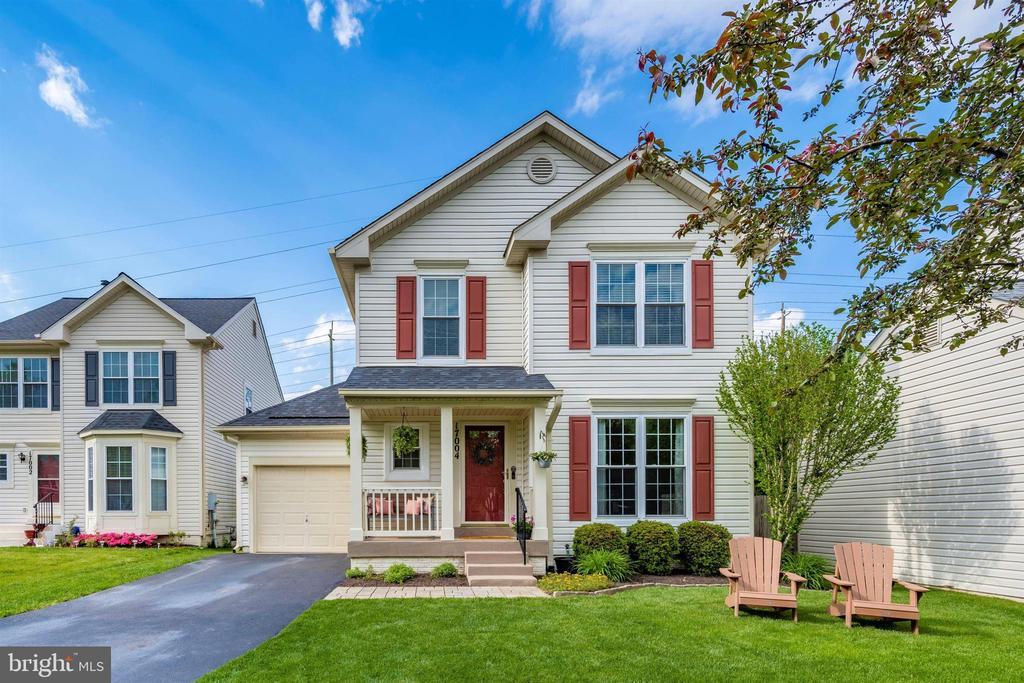 Located on a cul-de-sac - 17004 INDIAN GRASS DR, GERMANTOWN