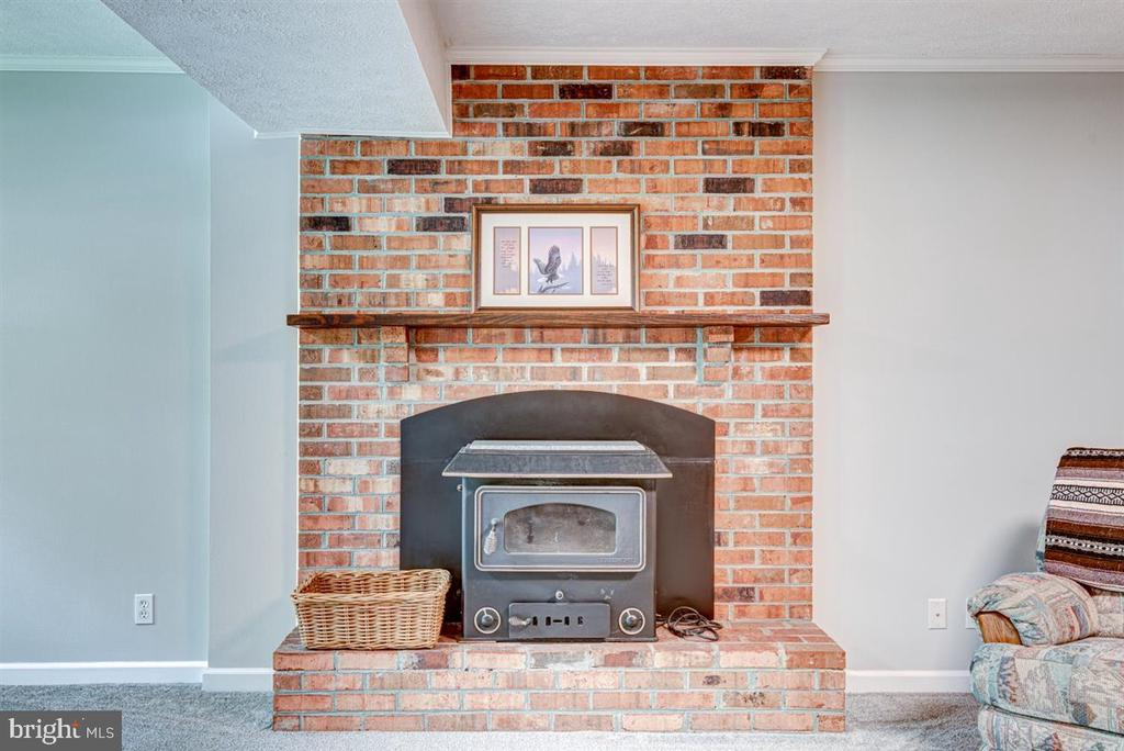 Get warm and toasty! - 36 SENECA TER, FREDERICKSBURG