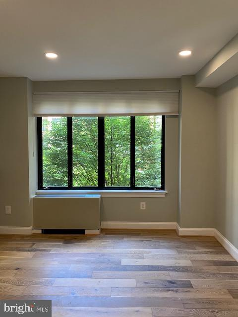 FRESHLY PAINTED, WOOD FLOORS THROUOUT - 1701 16TH ST NW #318, WASHINGTON