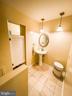 bath adjacent to Bedroom 3 - 7716 RIDGECREST DR, ALEXANDRIA