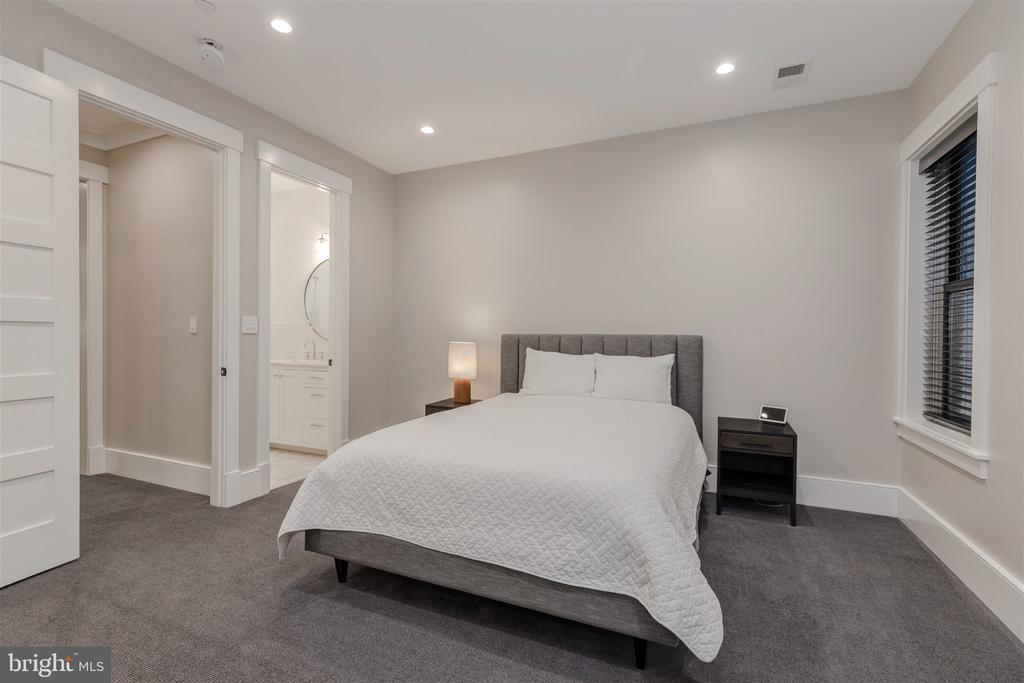 Lower level bedroom #4 - 212 A ST NE, WASHINGTON