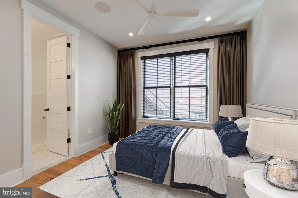 Bedroom #3 - 212 A ST NE, WASHINGTON