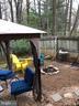 Backyard - 10113 SASSAFRAS WOODS CT, BURKE