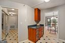 Additional cabinets/counter space was added - 1600 N OAK ST #532, ARLINGTON