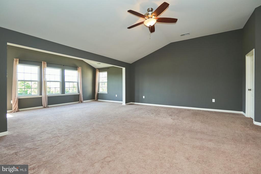 Huge Primary Bedroom - 13944 BARRYMORE CT, GAINESVILLE