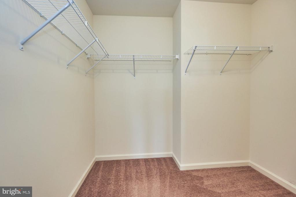 One of Two Walk In Closets - 13944 BARRYMORE CT, GAINESVILLE