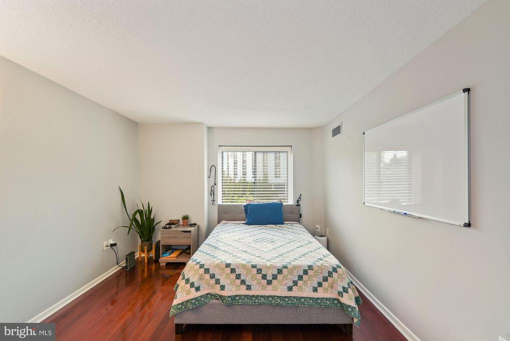 Bedroom - 2111 WISCONSIN AVENUE, NW #420, WASHINGTON