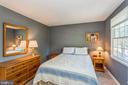 Bedroom #2 - 13619 BRIDGELAND LN, CLIFTON