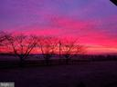 Sunsets are spectacular - 14915 LIMESTONE SCHOOL RD, LEESBURG