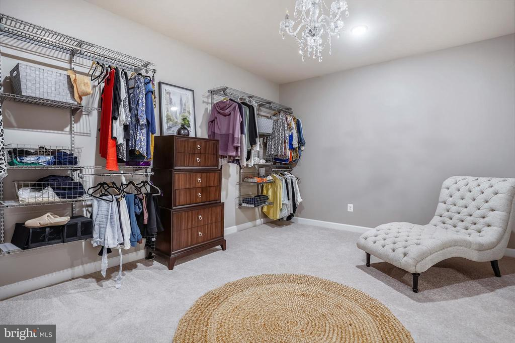 Second floor den (currently used as closet) - 44246 SILVERPALM GROVE TER, LEESBURG
