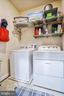 Main level laundry room - 44246 SILVERPALM GROVE TER, LEESBURG