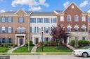 Front view - 24953 EARLSFORD DR, CHANTILLY