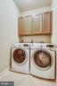 Laundry is on the upper level - 24953 EARLSFORD DR, CHANTILLY