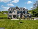 Gorgeous Front of Home - 35543 GREYFRIAR DR, ROUND HILL