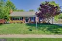 Striking Curb Appeal with Handsome Brick - 2502 CHILDS LN, ALEXANDRIA